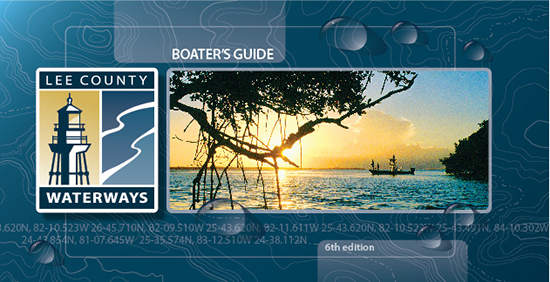 Lee County Boater's Guide cover - 6th edition