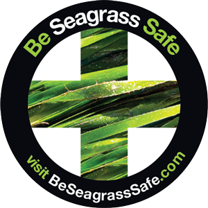 Be Seagrass Safe Logo